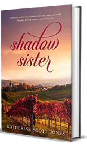Shadow Sister by Katherine Scott Jones – Book Review, Preview