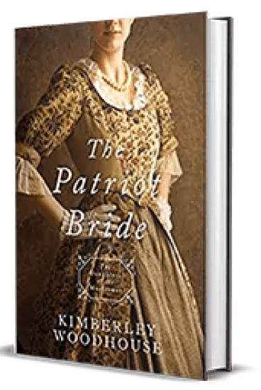 The Patriot Bride by Kimberley Woodhouse