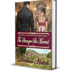 The Stranger She Married by Donna Hatch
