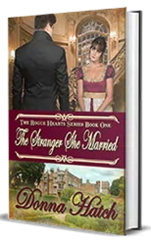 Falling in Love – The Stranger She Married by Donna Hatch – Excerpt, Giveaway