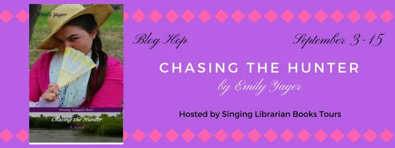 Chasing the Hunter by Emily Yager - Preview, Author Interview, Giveaway
