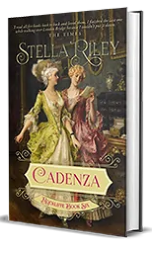 Cadenza by Stella Riley – Spotlight, Preview, Excerpt