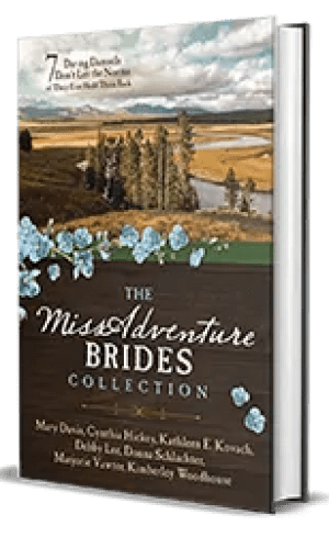 The MISSadventure Brides Collection – Book Review, Preview
