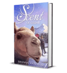 Scent of Cedar by Shanna Hatfield