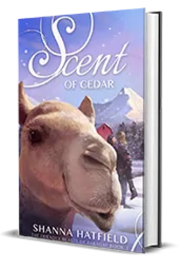 Scent of Cedar by Shanna Hatfield – Spotlight