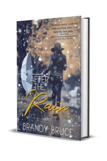 After the Rain by Brandy Bruce – Cover Reveal – Giveaway
