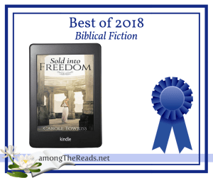 Best of 2018 Sold into Freedom Carole Towriss