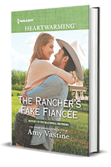 The Rancher's Fake Fiancée by Amy Vastine – Book Review, Preview