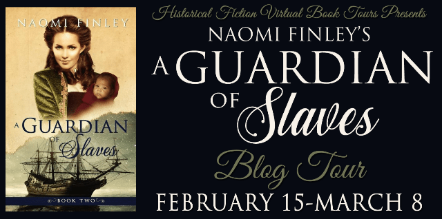 A Guardian of Slaves by Naomi Finley - Book Spotlight, Excerpt, Preview