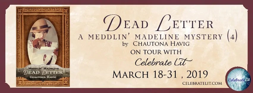 Dead Letter by Chautona Havig - Book Review, Preview