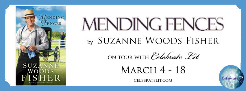 Mending Fences by Suzanne Woods Fisher - Book Review, Preview