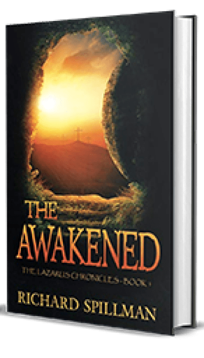 The Awakened by Richard Spillman -Book Review, Preview