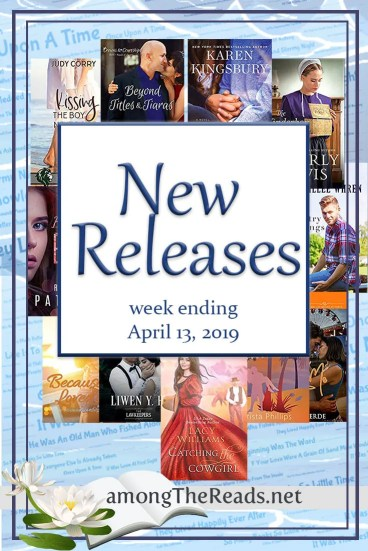 New Releases and Giveaways this Week with Previews – April 13 2019