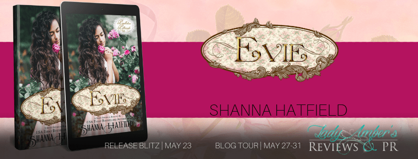 Evie by Shanna Hatfield - Book Review, Preview, Excerpt