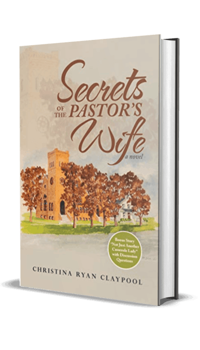 Secrets of the Pastor's Wife by Christiana Ryan Claypool – Book Review, Preview