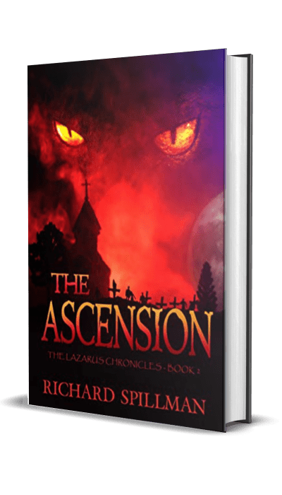 The Ascension by Richard Spillman – Book Review, Preview