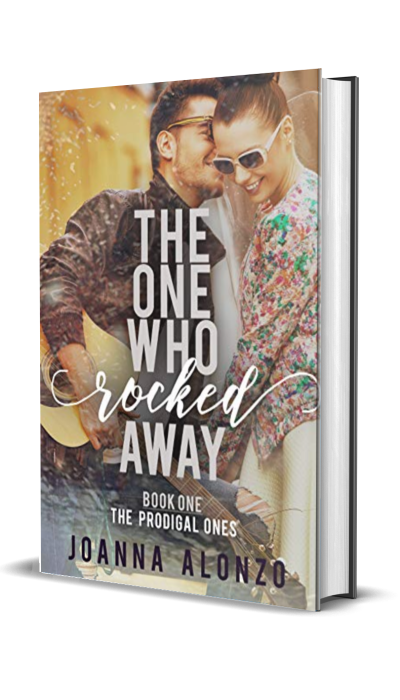 The One Who Rocked Away by Joanna Alonzo – Book Review, Preview