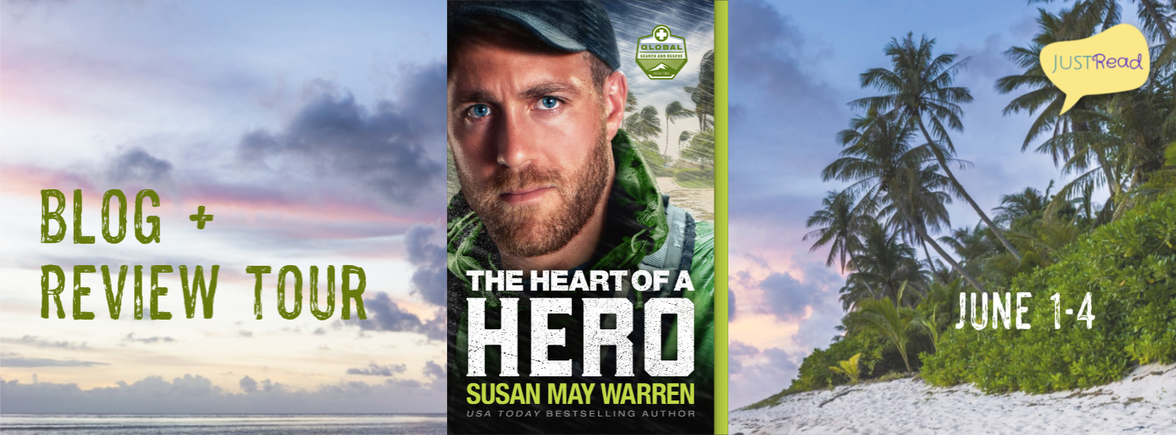 Heart of a Hero by Susan May Warren - Book Review, Preview