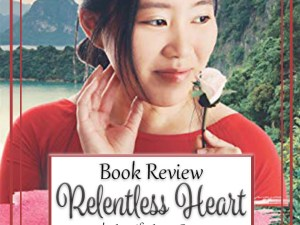Relentless Heart by Jennifer Lynn Cary – Book Review, Preview