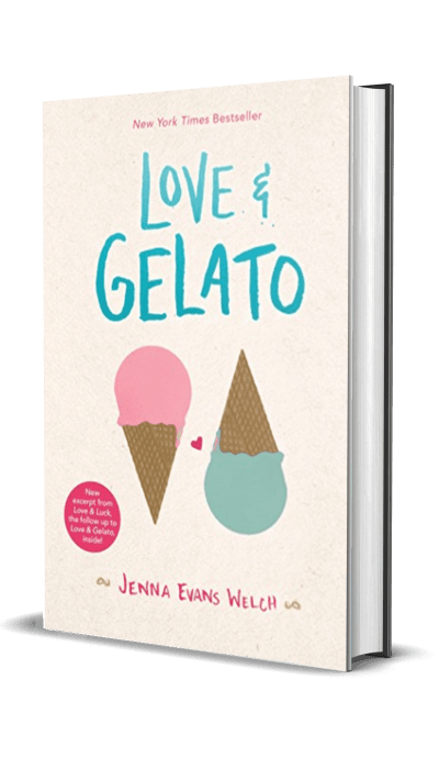 Love & Gelato by Jenna Evans Welch – Book Review