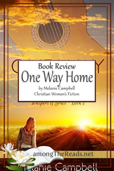 One Way Home by Melanie Campbell – Book Review