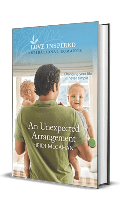 An Unexpected Arrangement by Heidi McCahan – Book Review