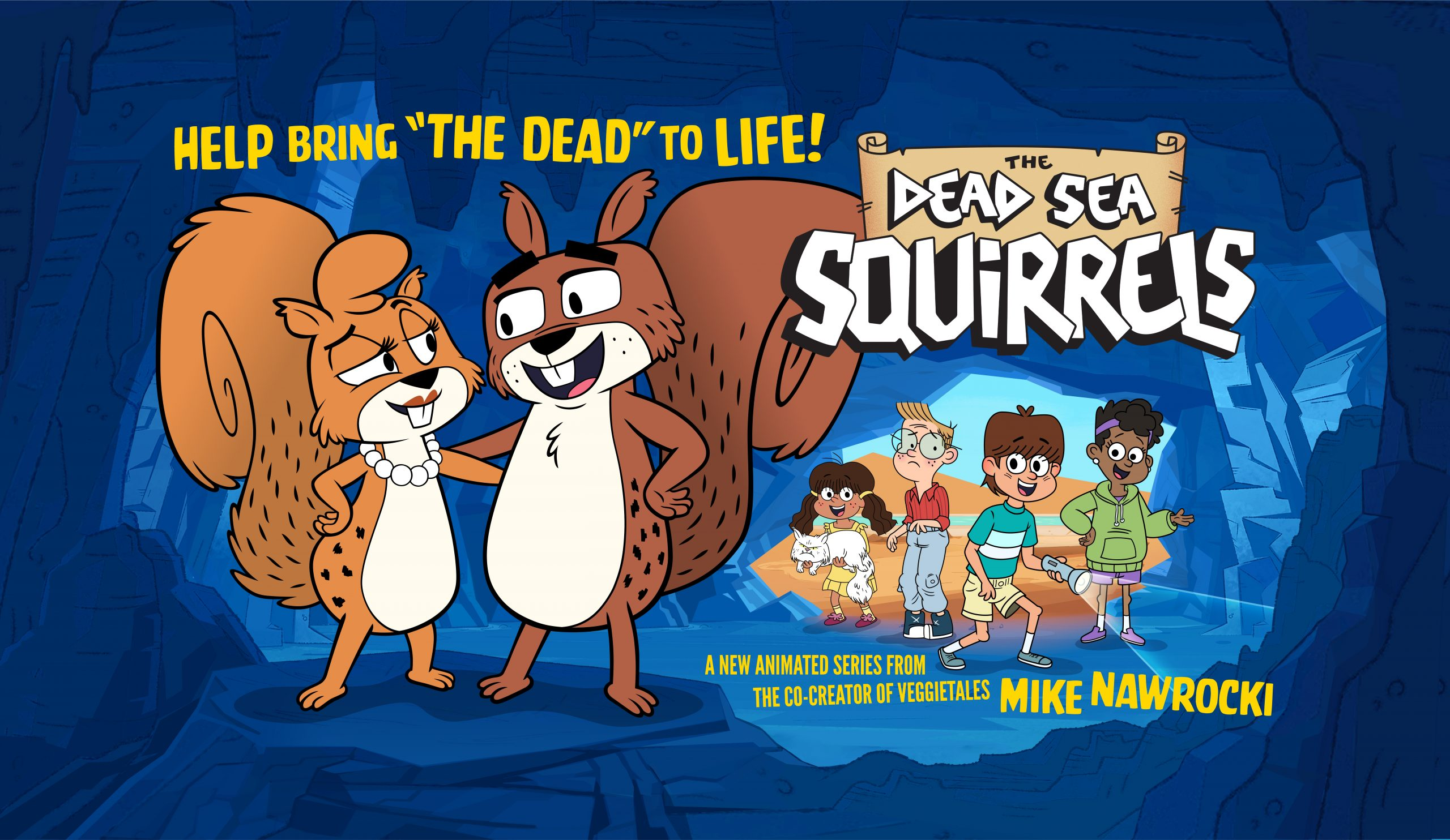 The Dead Sea Squirrels - What??
