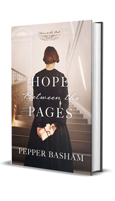 Hope Between the Pages by Pepper Basham – Book Review