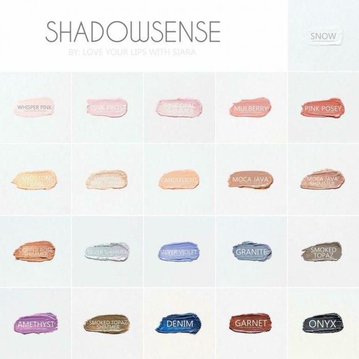 ShadowSense Colors Among The Young