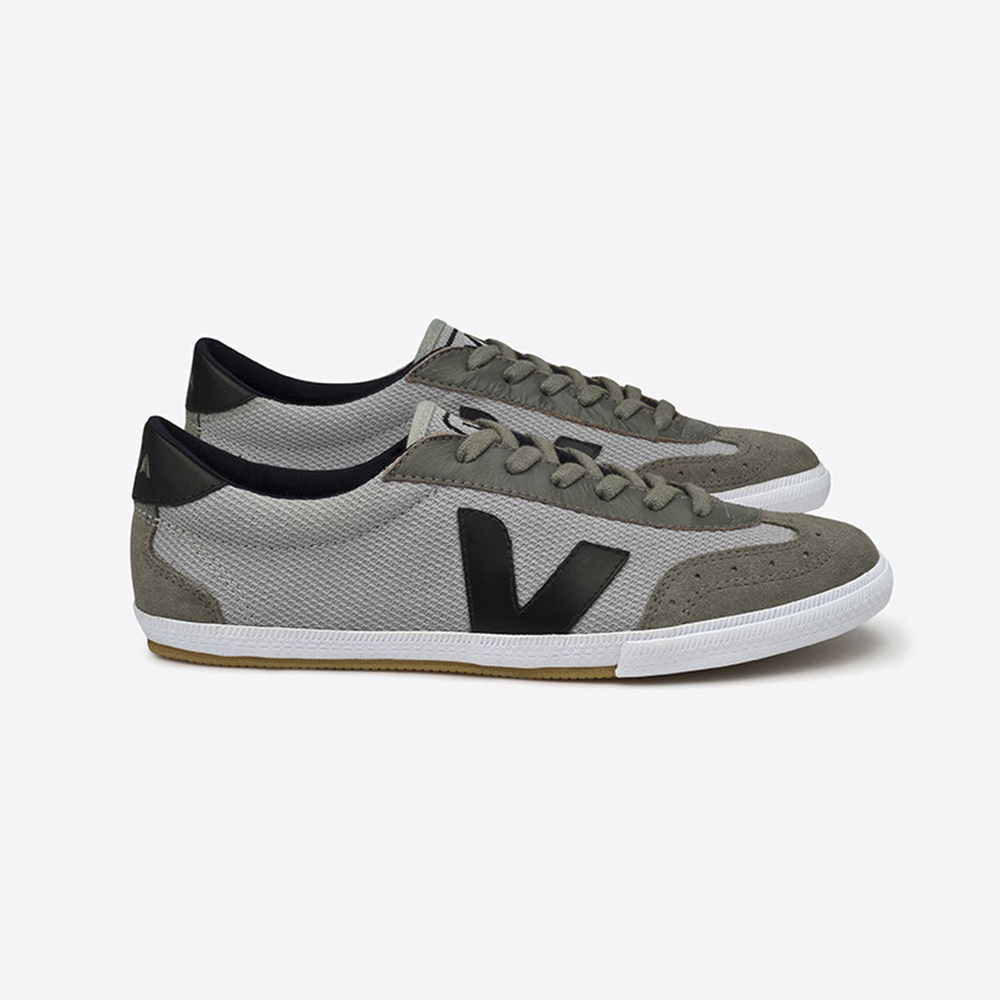 Baskets VEJA Volley B-mesh silver Oxford