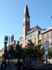 Scandic Palace Hotel Copenhagen