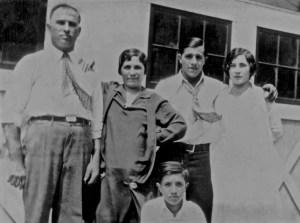Sarago maternal grandparents