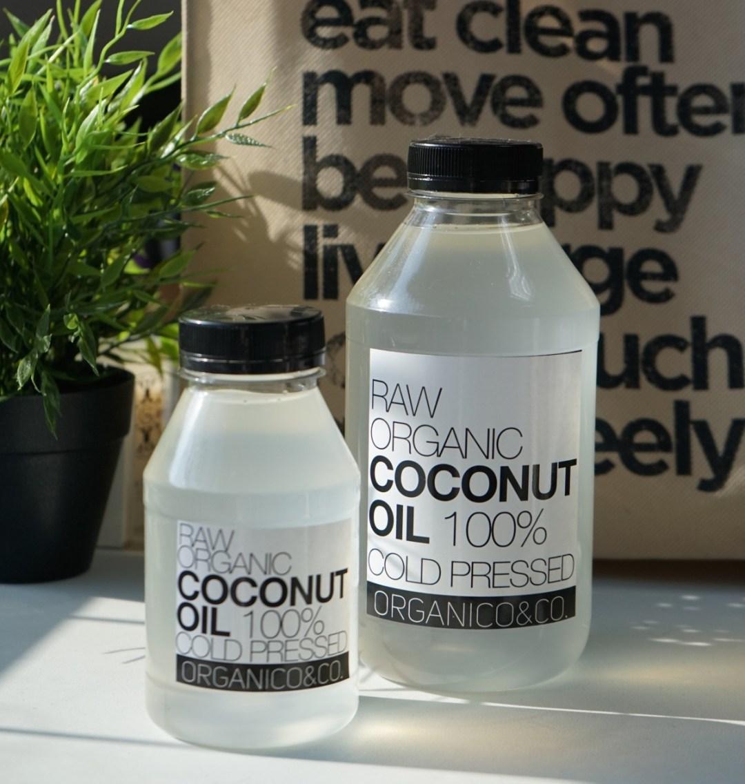 los beneficios de cocinar con aceite de coco