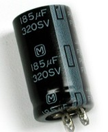 Capacitor Eletrolítico