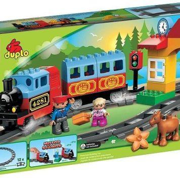 Tren de Lego Duplo