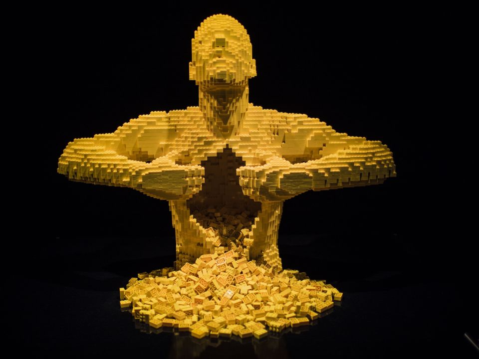 the art of the brick barcelona