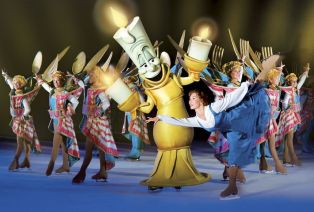 disney on ice bella y bestia