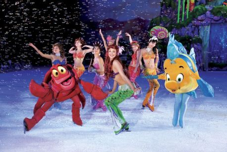 disney on ice la sirenita