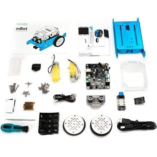 makeblock robot educativo stem