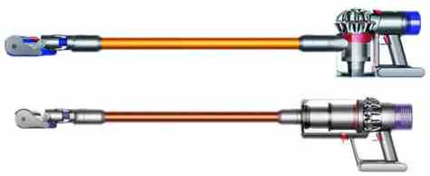 aspirador dyson v10 y v8