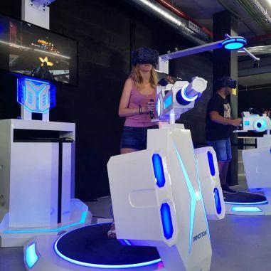 realidad virtual 7 fun