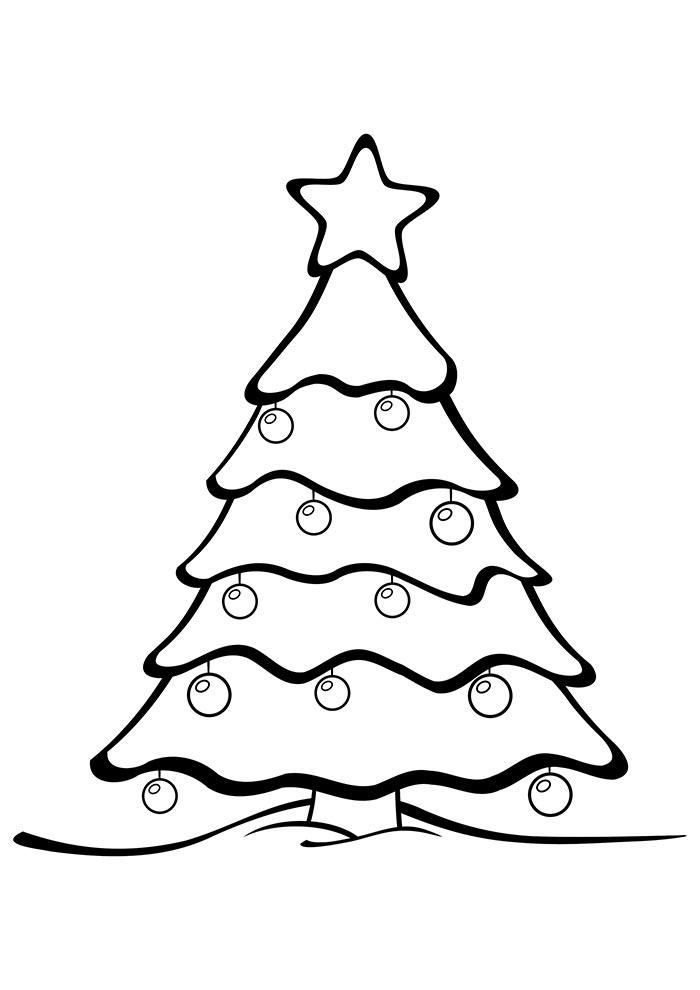 Vamos trabalhar e pintar nosso unicórnio de ouro. 56 Desenhos do Natal para Colorir | Amor de Papéis