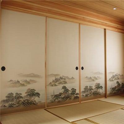 Modern Fusuma Sliding Door 601  Amore HomeJapanese Decor