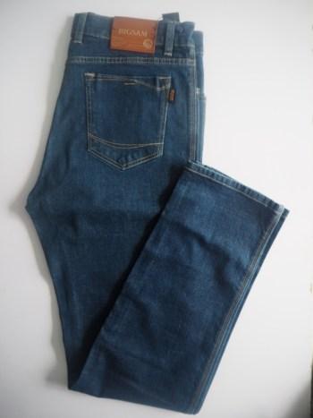 Blue Big Sam Jeans