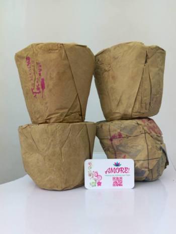 Raw Ghanian black soap