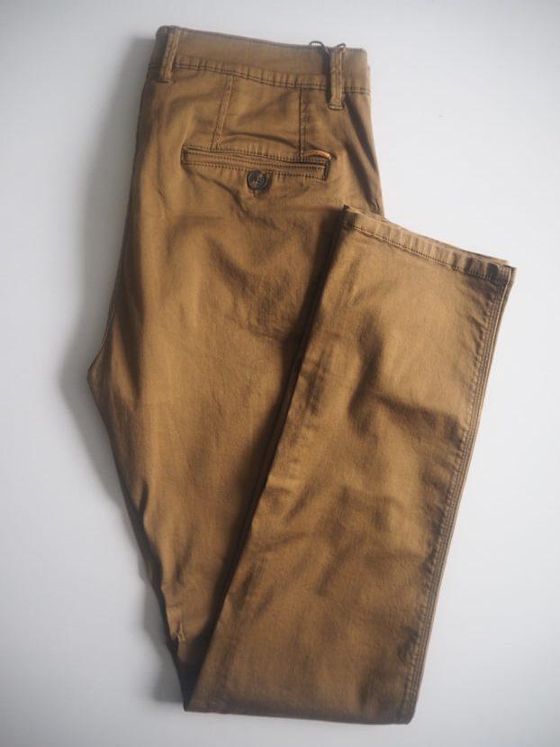 Rust Brown Veloni Khaki