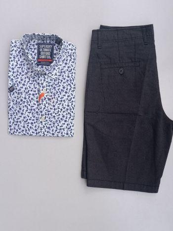 Short and 1 shirt 13