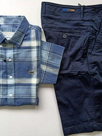 Short and 1 shirt 12