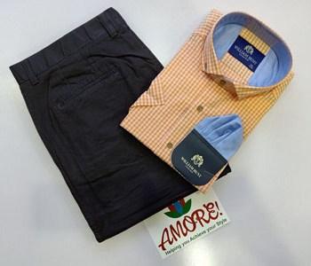 Shirt and Khaki Combo 1