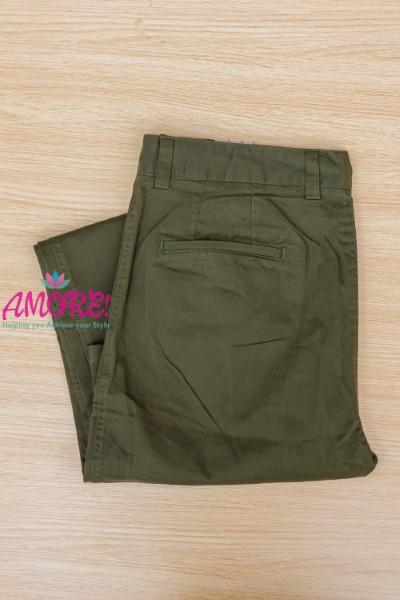 Jungle green khaki